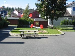 Lekeplass på Trolltunet